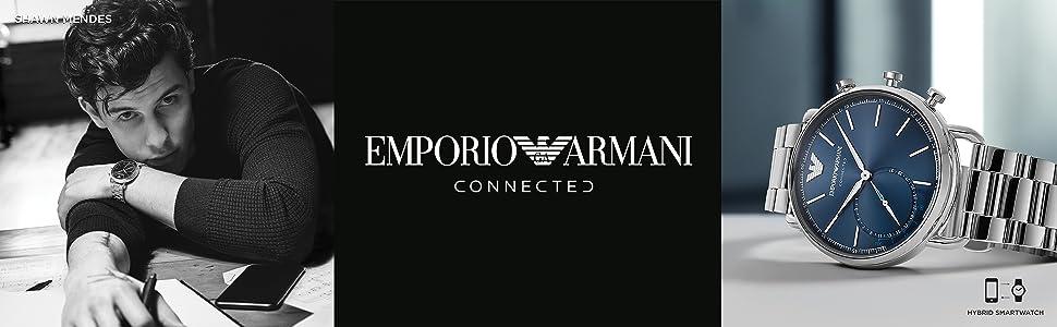 Emporio Armani smart watch, Armani smartwatch, smartwatch, smart watch, touchscreen, apple watch, EA