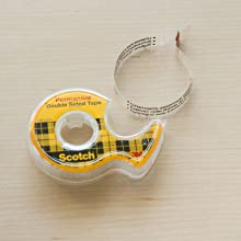Scotch Double-Sided Tape Demo 3