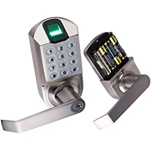 Scyan X7sc Keyless Keypad Door Lock With Fingerprint