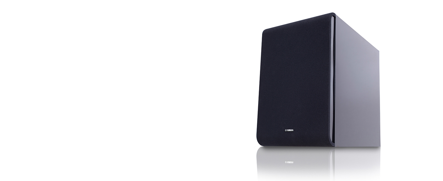 MusicCast SUB 100, MusicCast, wireless subwoofer, home audio, multi-room, subwoofer