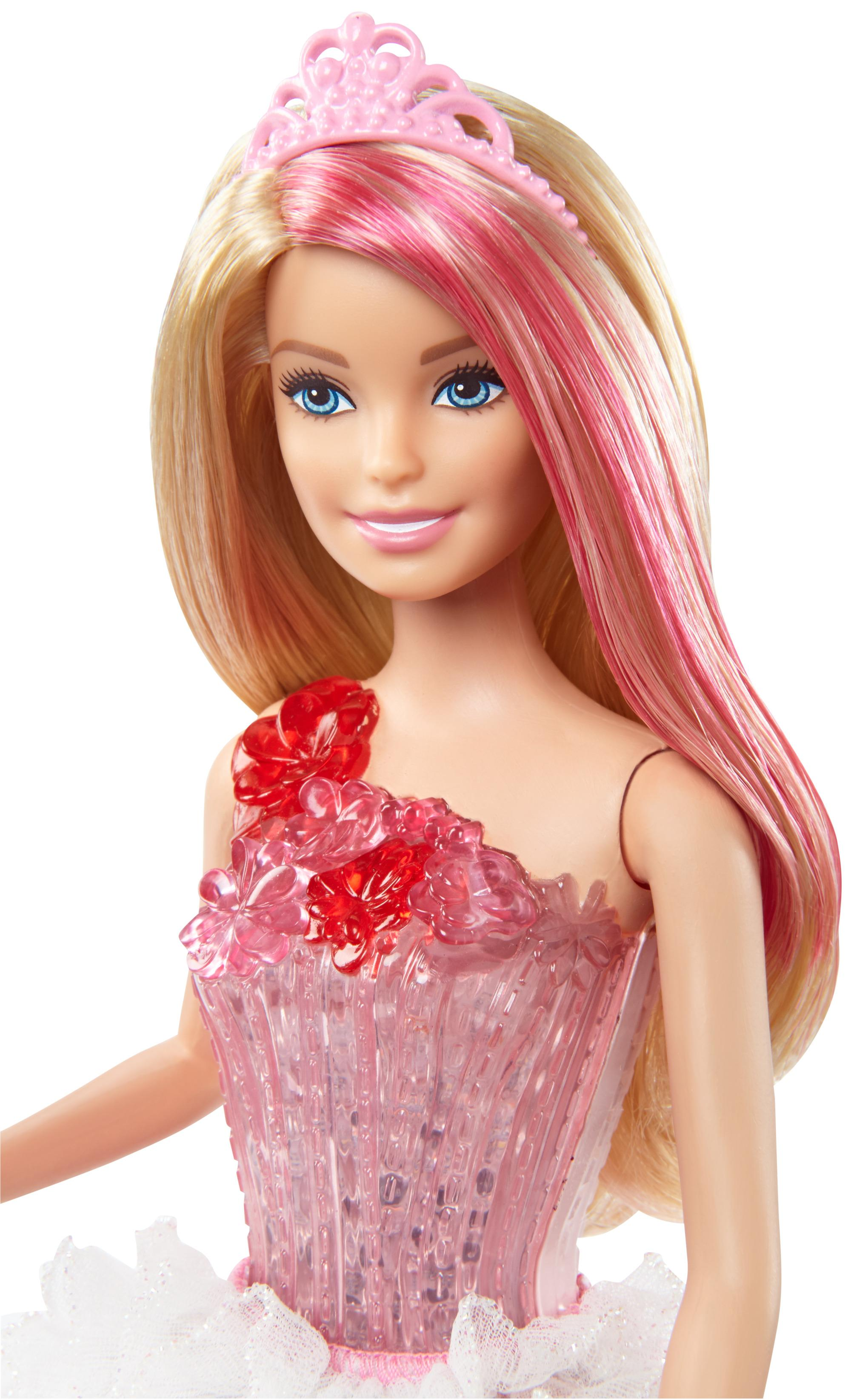 Amazon Com Barbie Dreamtopia Sweetville Princess Doll