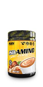 ISO-AMINO Coffee Creamer Bliss
