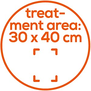 Beurer IL50 extra larger treatment area