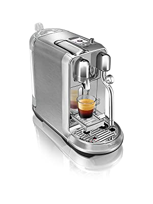 Nespresso Creatista Plus by Breville, Stainless Steel