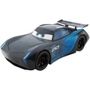 Cars Superchoques, Coche Jackson Storm (Mattel FLK16): Amazon.es: Juguetes y juegos