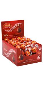 Amazon.com : Lindt LINDOR Assorted Chocolate Gourmet ...