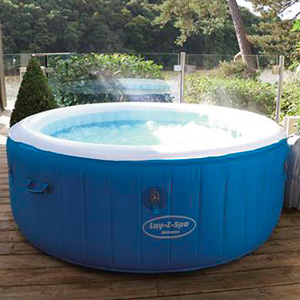 Bestway Lay- Z-Spa Havana Spa Hinchable: Amazon.es: Deportes y ...