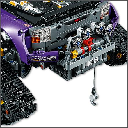 lego technic extreme adventure building kit 2382 piece loose bricks amazon canada. Black Bedroom Furniture Sets. Home Design Ideas