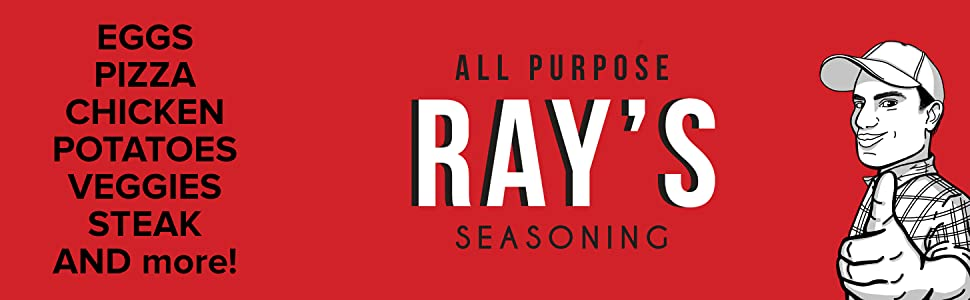 ray's all purpose seasoning