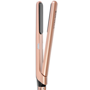 ergonomic straightening iron - best flat iron for straightening hair