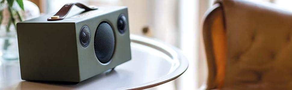 AudioPro T3 Bluetooth Speaker Handheld