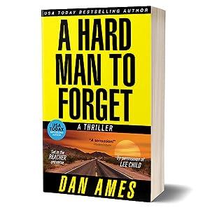 Jack Reacher, Lee Child, Dan Ames, thriller, suspense, kindle