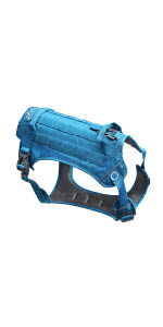 RSG County Harness, Blue