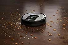 , Review of iRobot Roomba 960 Robot Vacuum with Wi-Fi Connectivity