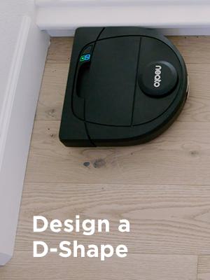 de2dc273b2 Neato Robotics D402 Connected - Compatibile con Alexa - Robot ...