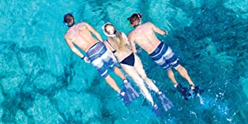 reef tourer, snorkeling, snorkel, mask, equipment, best snorkel, fins, snorkel set, snorkel set