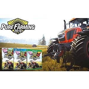 Pure Farming 18; Simulatore