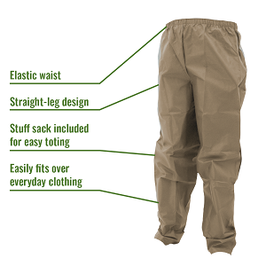 Amazon.com: Frogg Toggs Ultra-Lite2 - Traje impermeable y ...