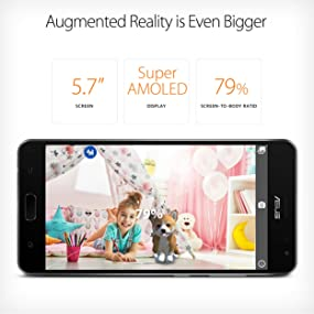 ASUS ZenFone AR, ZS571KL , 5.7-inch smartphone with Tango and Daydream by Google