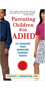 Parenting Children With ADHD 1st Edition book cover