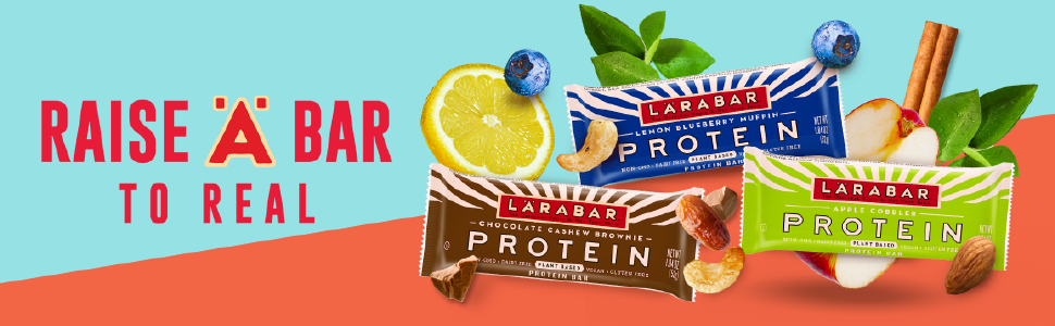 Larabar Protein Bars