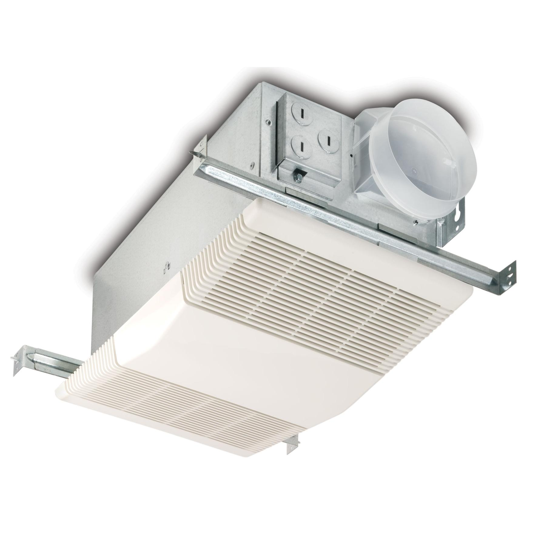 Broan Heater and Light Combo for Bathroom and Home 1300-Watts