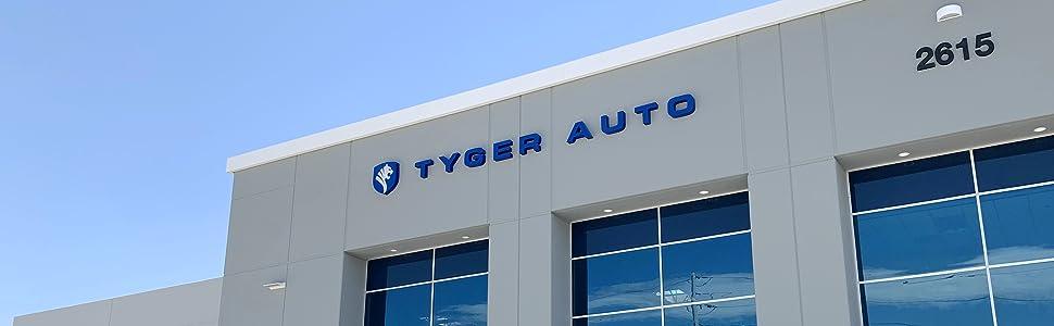 TYGER AUTO warehouse