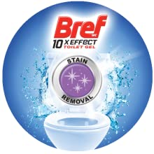 Bref; Toilet Cleaner; Stain Removal; White toilet; Shiny toilet; Urine Scale; Remova Bacteria; Best