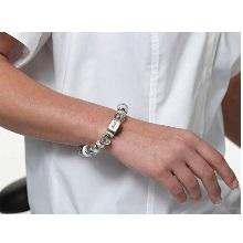 Silver Bride Charm Bracelet