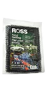 Easy Gardener Edging 15464 Ross 7 By 100 Foot Deer Netting