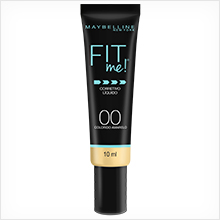 maybelline, fitme, maybelline fitme, fit me, efeito matte, maybelline fit me