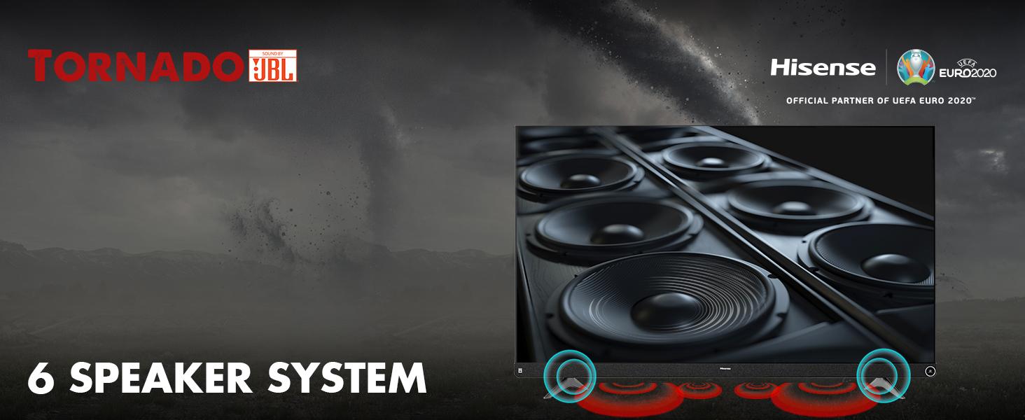 6 speaker system