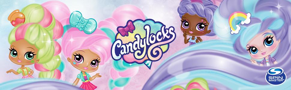 candylocks, doll, hair, hairdorable