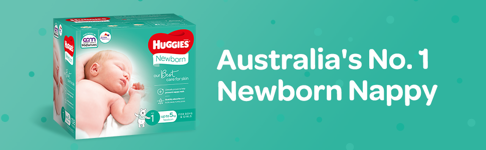 Huggies Newborn Nappy