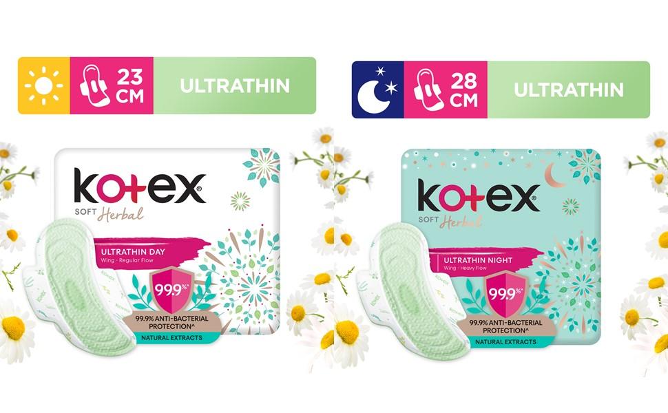 Kotex Herbal