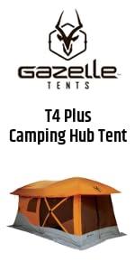 T4 Plus Camping Hub Tent