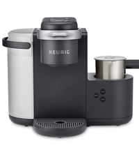 keurig k-cafe coffee maker, coffeemaker, coffee machine, brewer, k-cafe, kuerig, coffee pods