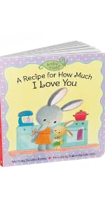 A Recipe for How Much I Love You