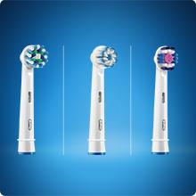 Oral-B Smart Series 6000 CrossAction Electric Rechargeable Toothbrush with Bluetooth Connectivity an