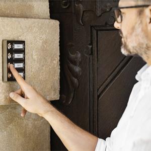 apriporta Automatico per Case multifamiliari | interfono Intelligente