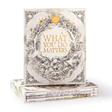 what you do matters box set, compendium, idea, problem, chance, gift books