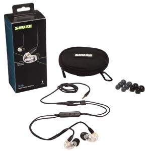 shure se215 se425 se535 uni sound isolating earphones