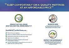 zinus mattress; foam mattress; coil mattress; bed mattress; platform bed mattress; bunkbed mattress