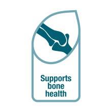 Supports Bone Health