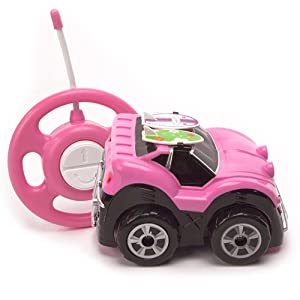 car girl toddler baby pink ninas juguetes carros remoto controle