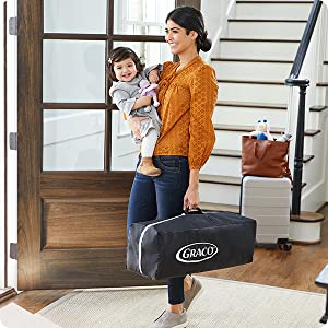 Lightweight & Compact Pack 'n Play