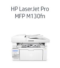 Amazon com: HP LaserJet Pro M130fn All-in-One Laser Printer