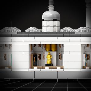 LEGO Architecture - Trafalgar Square Nuevo maqueta de