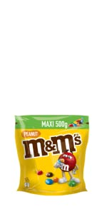 M&M'S;Mars;Knabber;Schokolade;Peanut