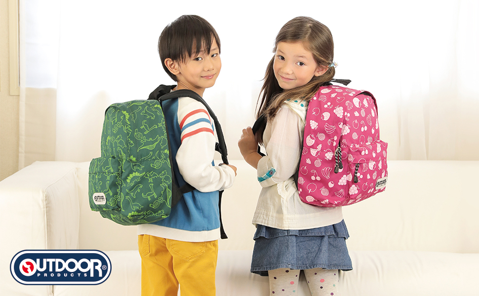 【OUTDOOR PRODUCTS】KIDS チアフル リュック